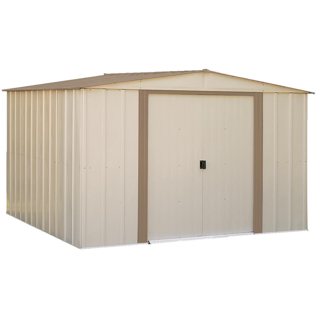 Spacemaker Steel Storage Shed 10 x 10 ft.