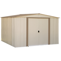 Spacemaker® Steel Storage Shed 10 x 10 ft.