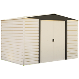 Vinyl Dallas 10 x 6 ft. Shed