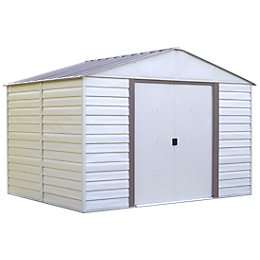 Vinyl Milford 10 x 8 ft. Shed