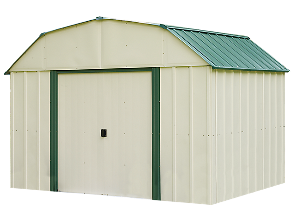 Vinyl Sheridan 10 ft. x 8 ft. Vinyl-Coated Steel Storage Shed