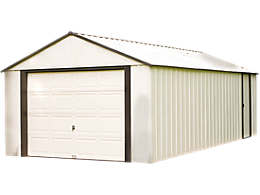 Vinyl Murryhill 12 x 31 ft. Storage Building