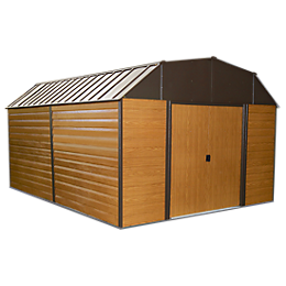 Woodhaven 10 x 14 ft. Shed