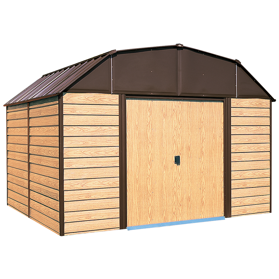 Woodhaven 10 x 9 ft. Shed