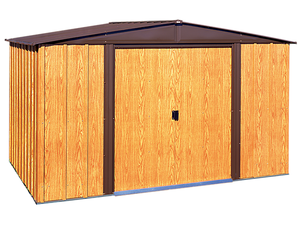 Woodlake 10 x 8 ft. Steel Shed