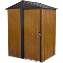 Woodlake 5 x 4 ft. Shed