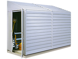 Yardsaver® 4 ft. x 10 ft. Steel Storage Shed