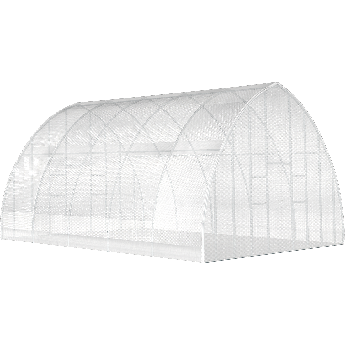 ShelterTech High Tunnel Greenhouse Full Kit
