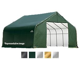 ShelterCoat Custom Garages - Peak