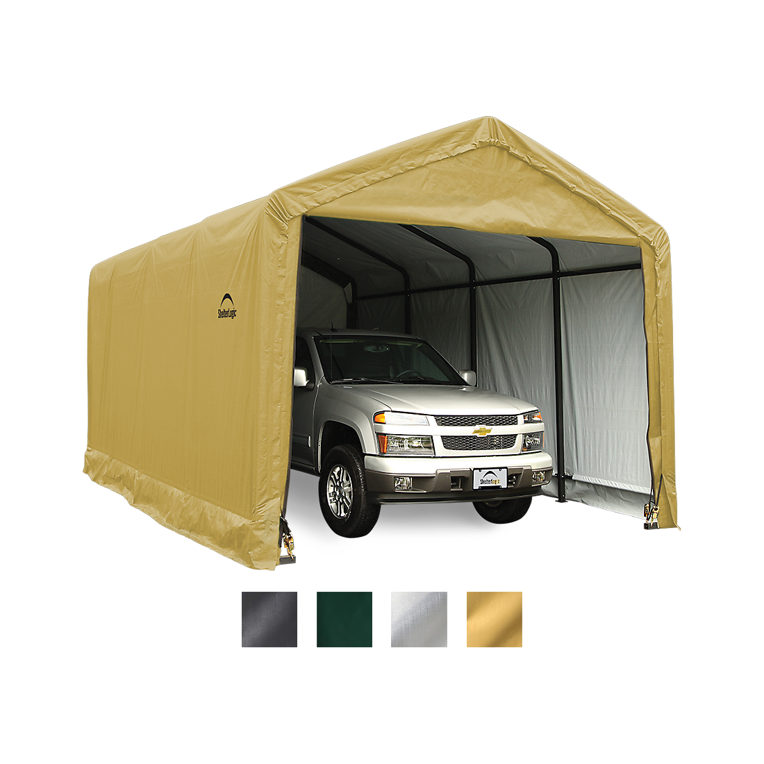 ShelterTube Wind and Snow Rated - Heavy Duty