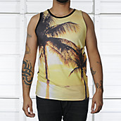 Mens Sunset Tank