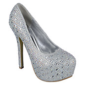 Women&39s Shoes with Glitter | Glitter Flats | Pump Heel at Shiekh Shoes