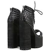 BLACK Women's Venice Dress Platform. Item #168950