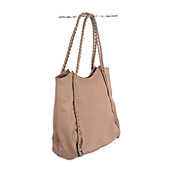 Chain Hobo Bag