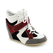 Womens 086 Sneaker Wedge