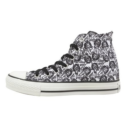 Chuck Taylor All Star Ozzy Doodles Hi