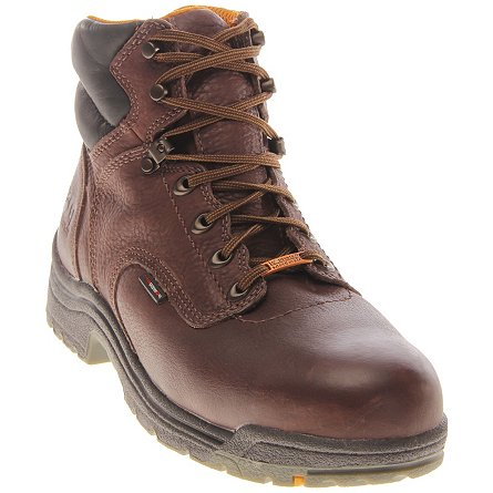 "Timberland Pro Titan 6"" Safety Toe Waterproof"