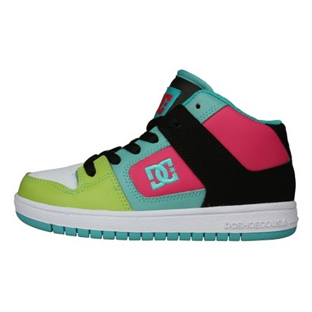 DC Manteca III Mid (Toddler/Youth)