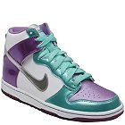 Nike Dunk High (Youth) - 308319-101