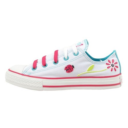 Chuck Taylor All Star Flowers Ox