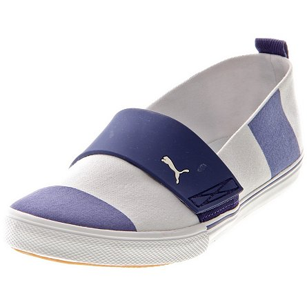 Puma El Rey Slip-on Stripes Wn's