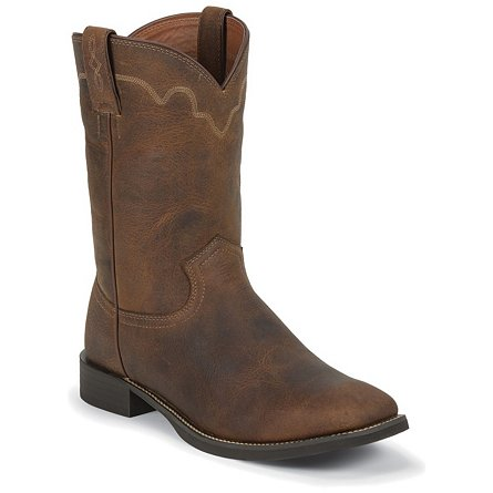 Justin Boots Stampede™ Rugged Tan Cow