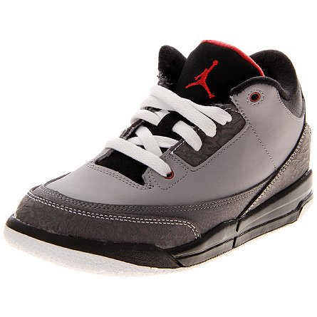 Nike Jordan 3 Retro (PS) (Toddler/Youth)