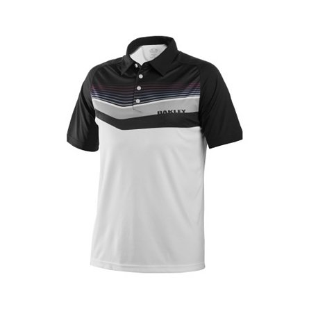 Oakley Center Strip Polo