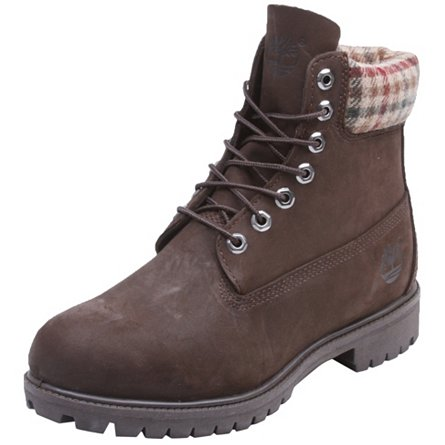 "Timberland 6"" Premium Waterproof with Woolrich Fabric"