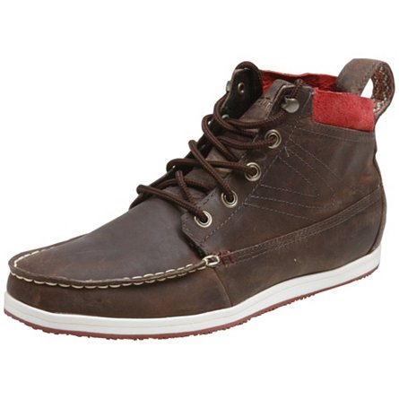 Walden Boot Leather