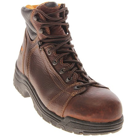 "Timberland Pro Titan Lace-To-Toe 6"" Safety Toe"