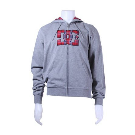 DC Device Zip Up