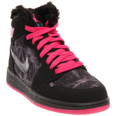 Nike AJ 1 Retro High Premium Girls (Youth)