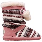 Bearpaw Donner (Toddler/Youth) - 670Y-PNK