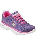 Skechers Lite Sprints(Toddler/Youth) - 80415L-PRNP