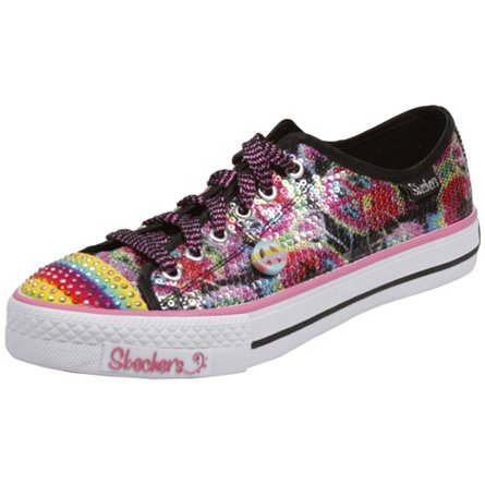 Skechers Shuffles - Supreme Gleam(Toddler/Youth)
