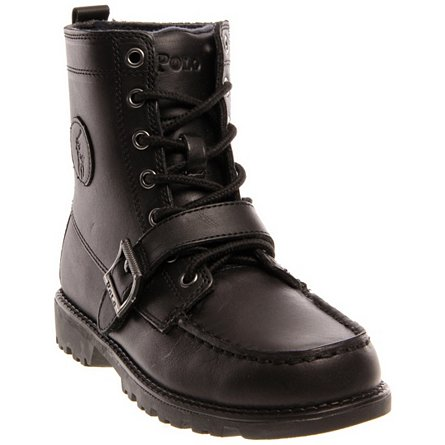 Ralph Lauren Ranger Hi II (Toddler/Youth)