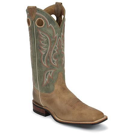 Justin Boots Bent Rail™ Tan Arizona Cowhide