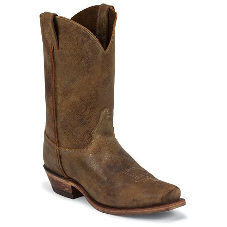 Justin Boots Bent Rail™ Tan Road