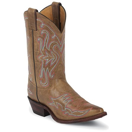 Justin Boots Bent Rail™ Arizona Mocha