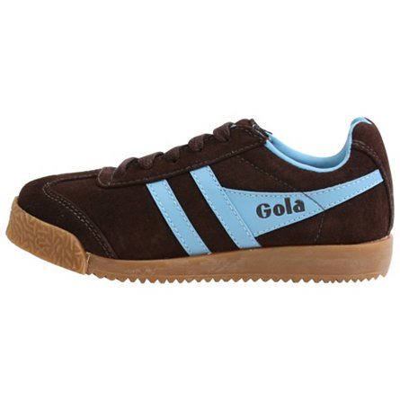 Gola Harrier Suede (Toddler/Youth)