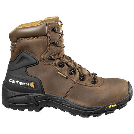"Carhartt 6"" Bal Waterproof Hiker Soft Toe"