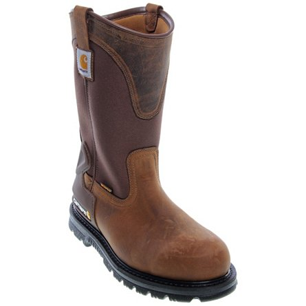 "Carhartt 11"" Waterproof Wellington Safety Toe"