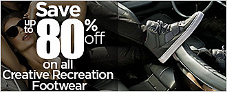 Up to 80% Off on Creative Recreation