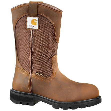 "Carhartt 11"" Waterproof Wellington Safety Toe Womens"
