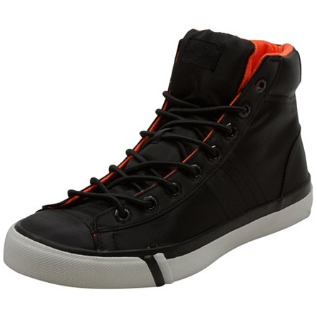 Pro-Keds Royal Plus Hi Heavy Nylon
