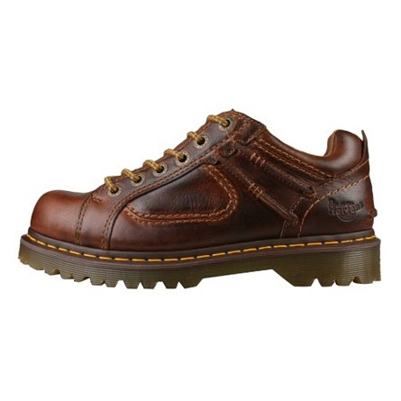 Anderson 6-Eye Padded Collar Shoe