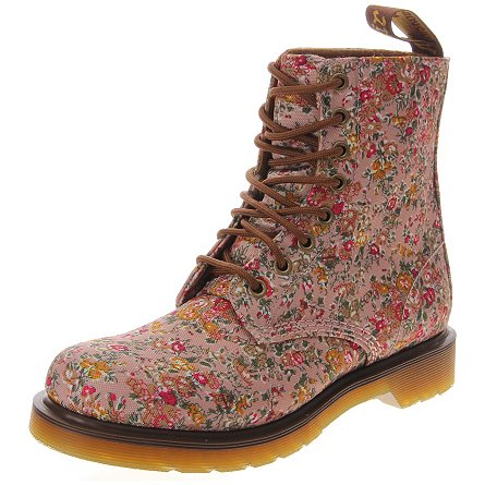 Dr. Martens Page Folded 8-Eye Boot (Meadow)
