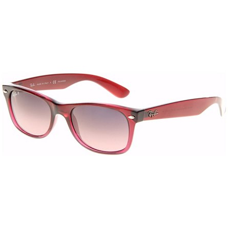 Ray Ban New Wayfarer Polarized 52 Medium