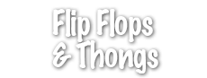Shop Flip Flops & Thongs